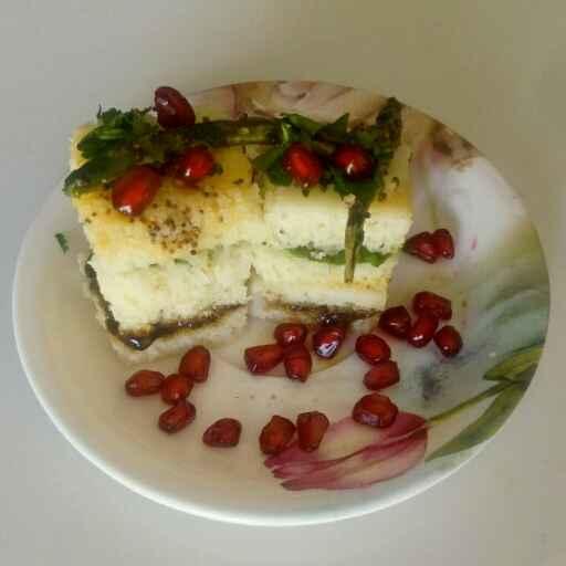 Photo of Sandwich rawa dhokla  by Nishi Maheshwari at BetterButter