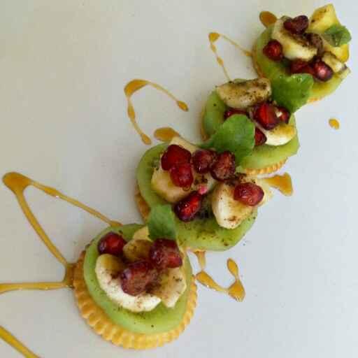 Photo of Monaco fruit bites by Nishi Maheshwari at BetterButter
