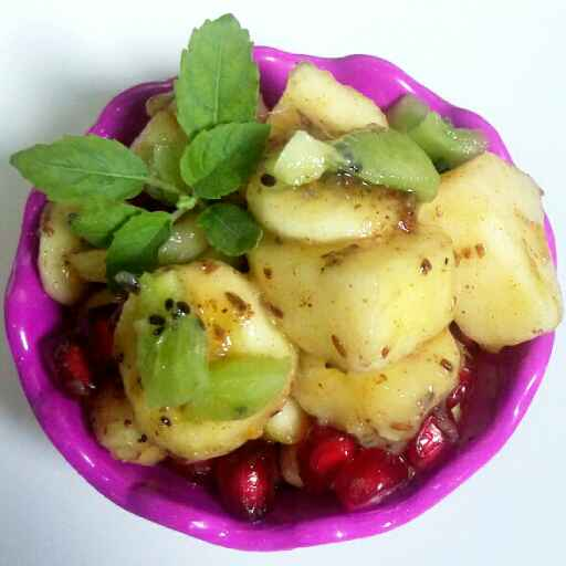 Photo of Fruit chaat by Nishi Maheshwari at BetterButter