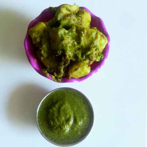 Photo of Chutney ke aalu by Nishi Maheshwari at BetterButter