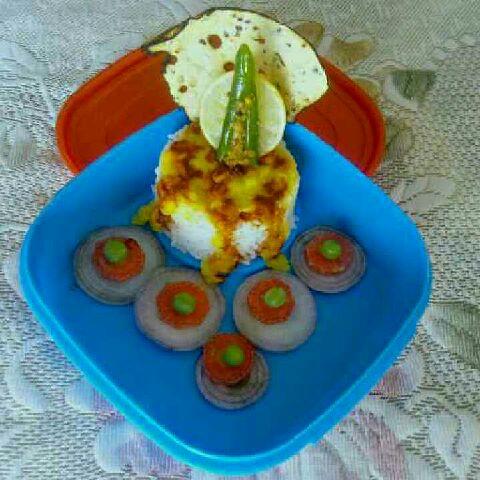 How to make Dal Chawal