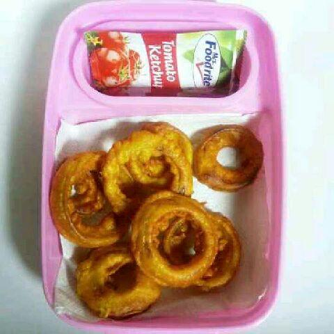 How to make Onion pakodas