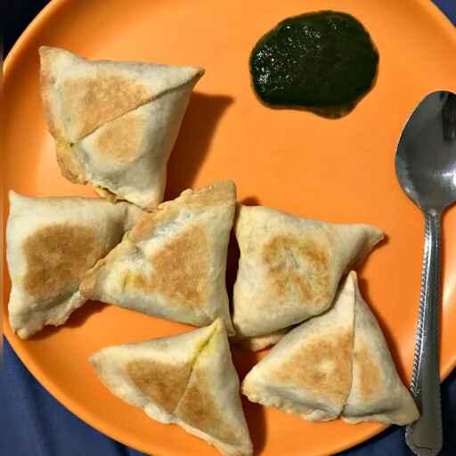 Photo of Baked samose by Nishi Maheshwari at BetterButter