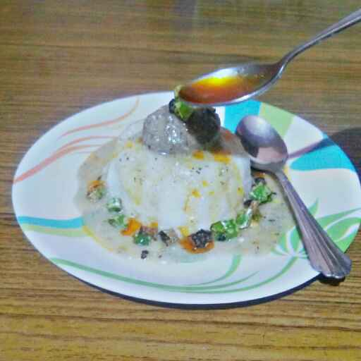 How to make फराली कढ़ी चावल