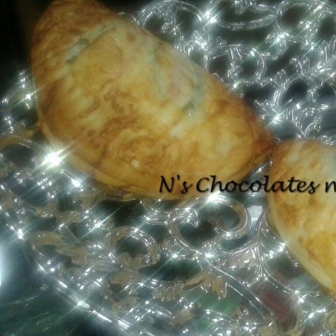 Photo of Veg Pizza Puff McDonald Style by Nita Bhatia at BetterButter