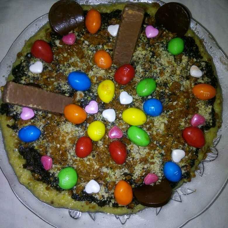 How to make Choco Coco Crunchy Munchy Halwa