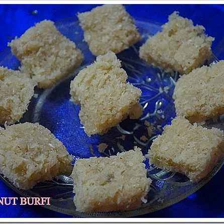 Photo of Coconut Burfi by Nithya Ravi at BetterButter