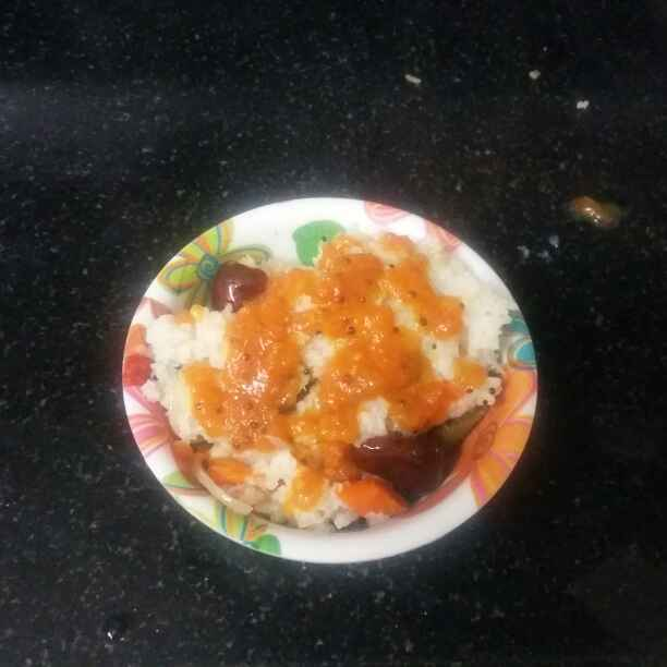 Photo of Simple & Tasty Tomato Rice by nithya vimalraj at BetterButter