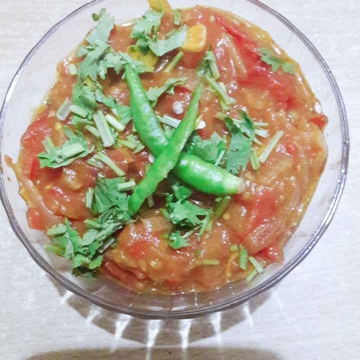 Photo of Tomato chutney by Niti Srivastava at BetterButter