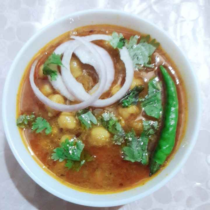 Photo of Chole of chickpeas by Niti Srivastava at BetterButter