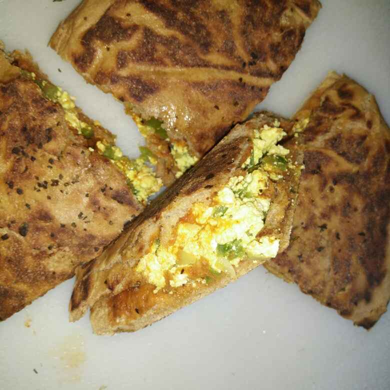 How to make Paneer Kulcha