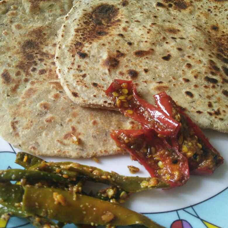 How to make Kashmiri Roti