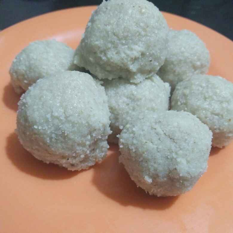 How to make Sing Laddoo (peanuts laddoo)