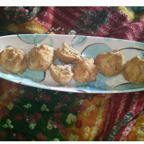 Photo of Cheese tomato macroni kachori by Nitu Sharma at BetterButter