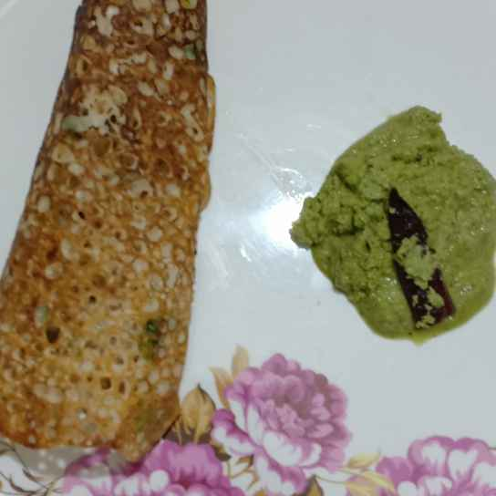 How to make Rawa onion dosa