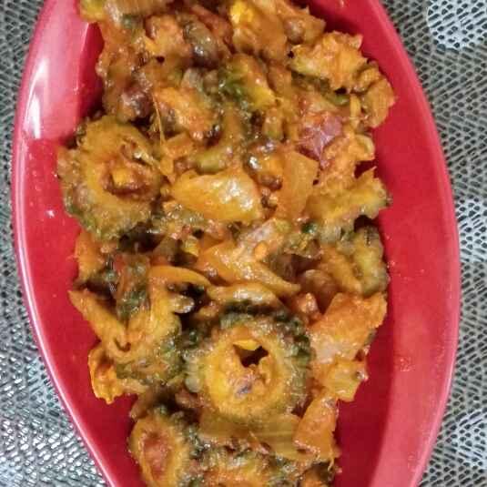 How to make Karela do pyaza (chatpate karele)
