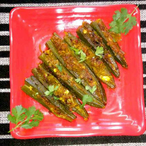 How to make Bharva bhindi