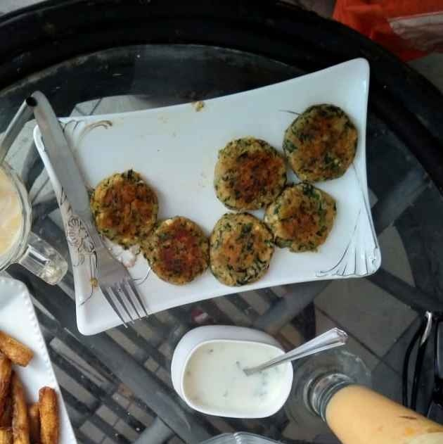 Photo of spinach soya kebabs by Nitu Windlas at BetterButter