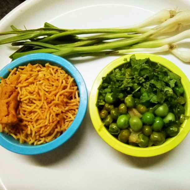 How to make Peas Ghugni
