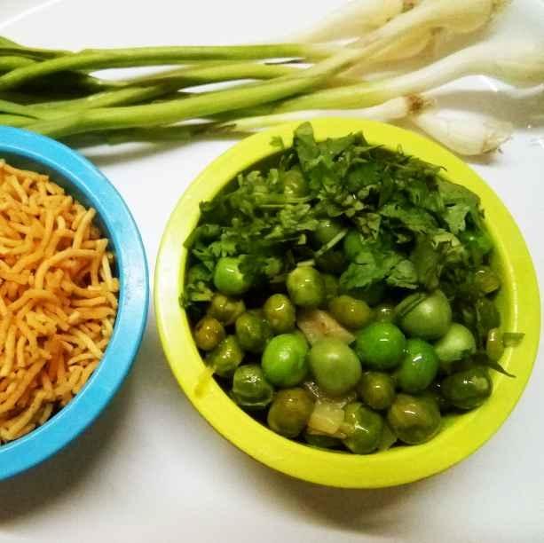 How to make Peas Ghugni