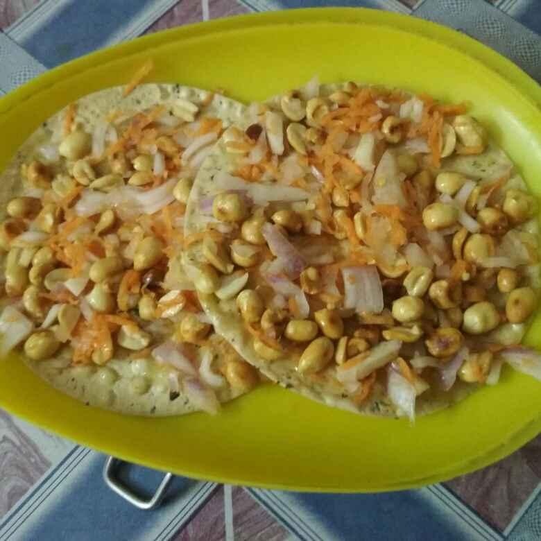Photo of Peanut/Verkadalai papad by Niveditha Nive at BetterButter