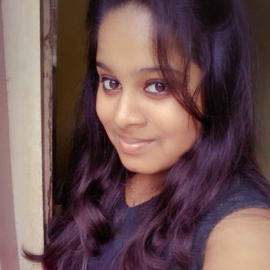 Niveditha Nive food blogger