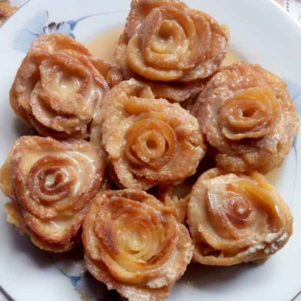 Photo of Rose cake by Nupur Mitra at BetterButter
