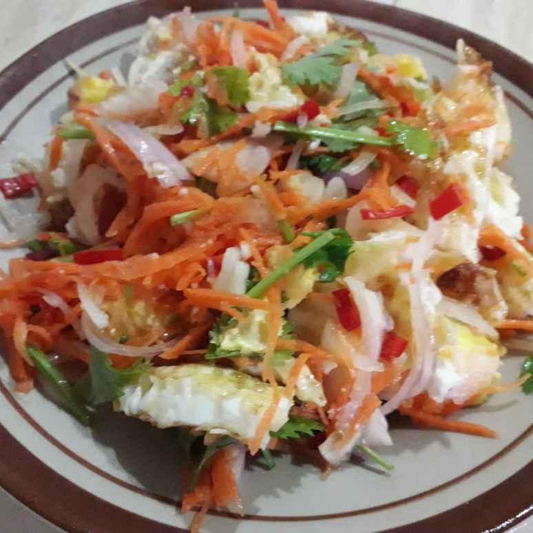 Photo of Thai egg salad by Nur Aishah Vimala at BetterButter