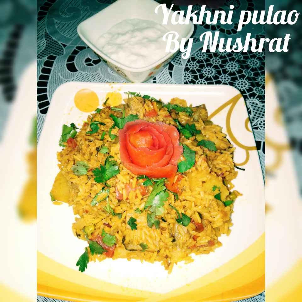 How to make Veg Yakhni pulao