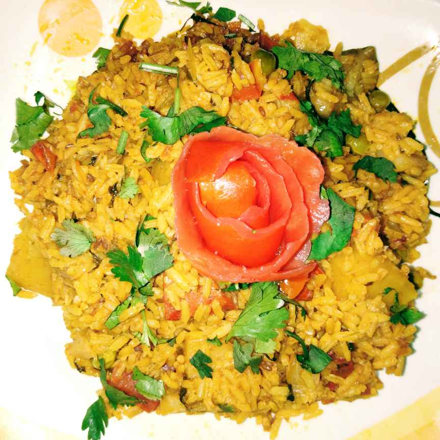 Photo of Veg Yakhni pulao by Godil Nush at BetterButter