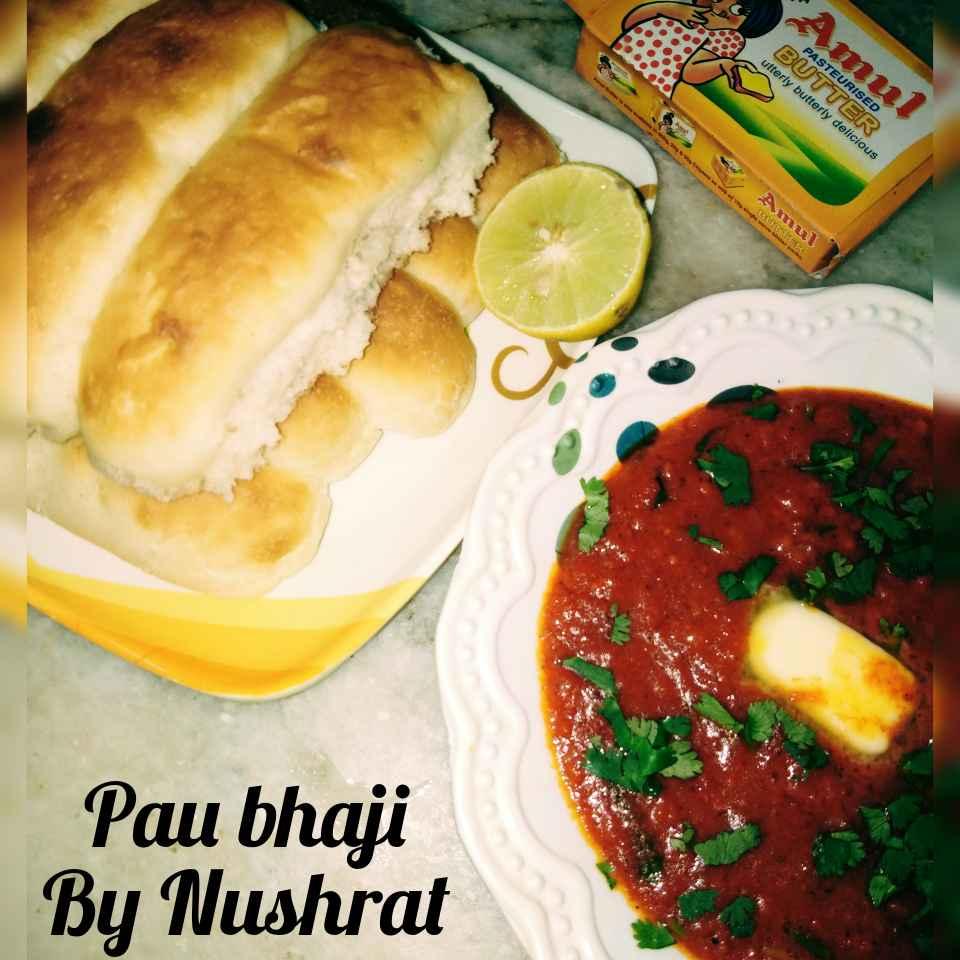 Photo of Pau Bhaji by Godil Nush at BetterButter