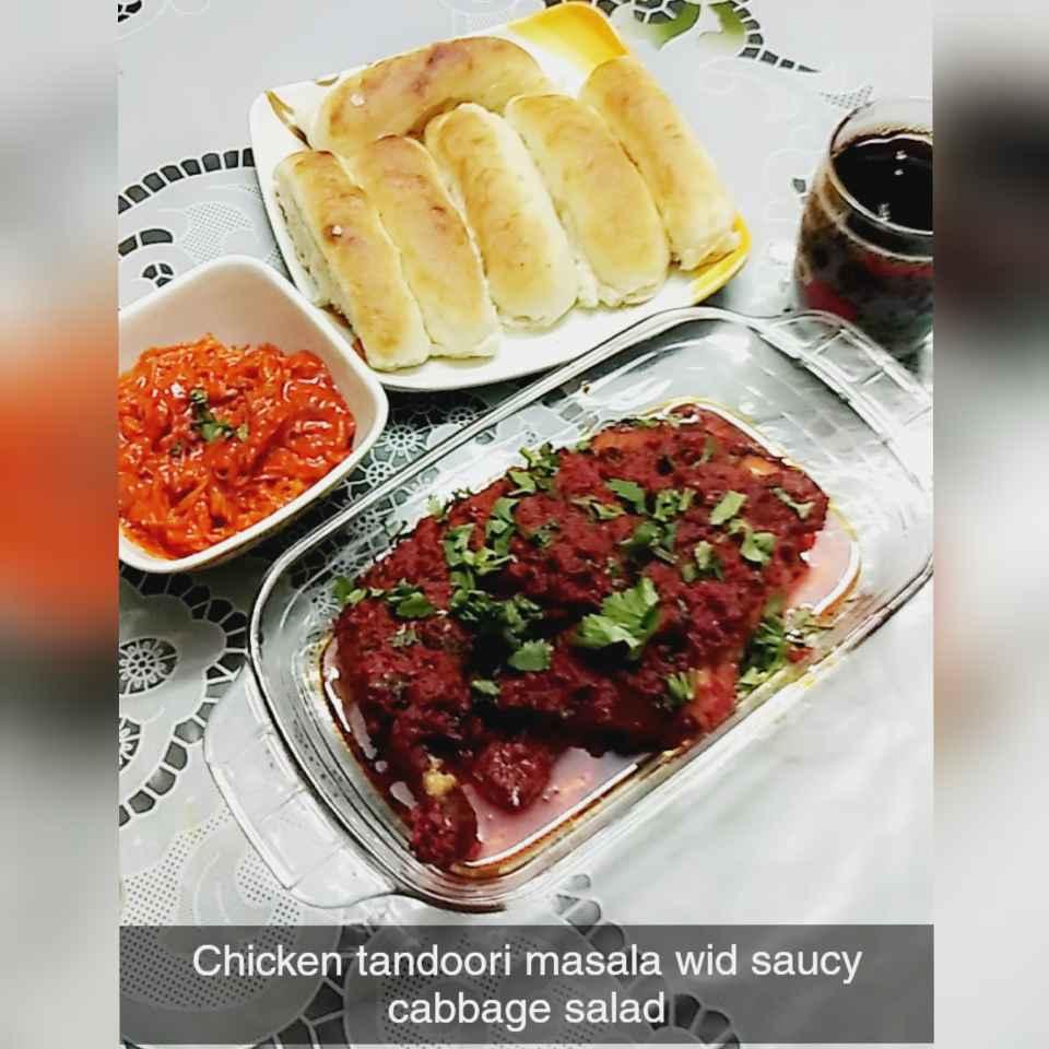 Photo of Chicken tandoori masala by Godil Nush at BetterButter