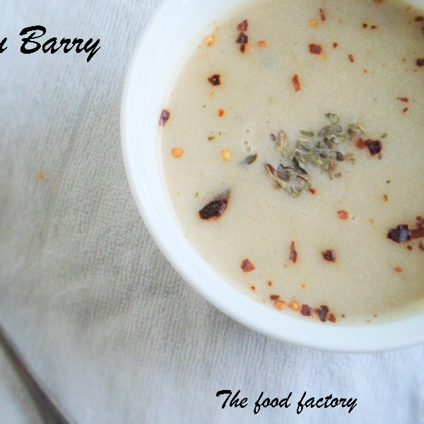 How to make Creme du barry