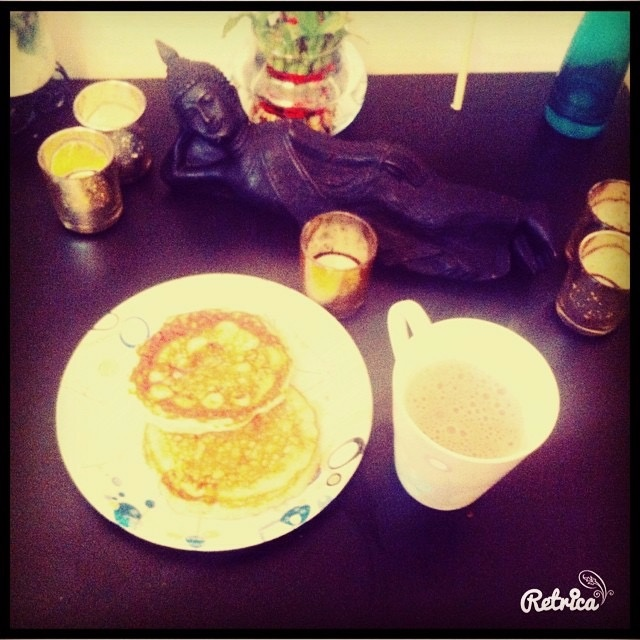 Photo of Eggless Pancakes by Nutan Agrawal Bansal at BetterButter