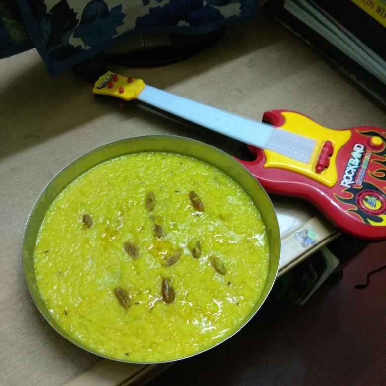 How to make mung dal khichdi