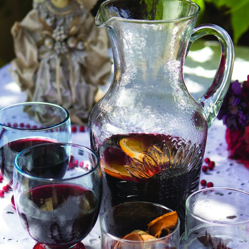Photo of Mulled Wine by Om Books International at BetterButter