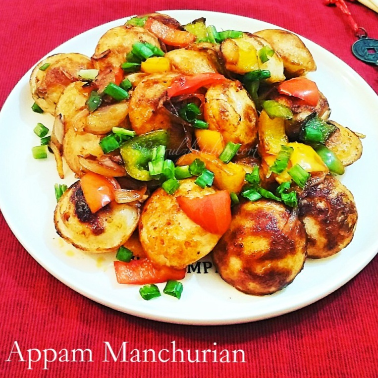 Photo of Appo Manchurian / Paniyaram Manchurian by Paarulz Kitchen at BetterButter