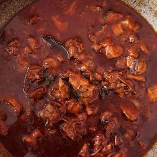 Photo of Spicy kadaai chicken by Packya Lakshmi at BetterButter