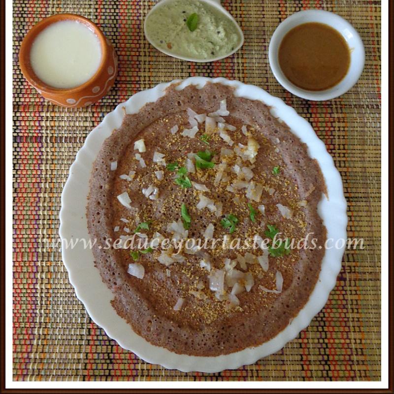 Photo of Kavuni Arisi Adai | Black Rice-Lentil Crepes by Padmajha Sureshbabhu at BetterButter