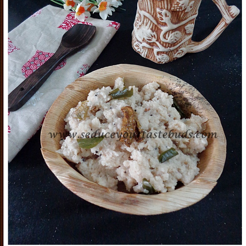 Photo of Morekali with Red Rice Flour | Savory Riceflour and Buttermilk dish by Padmajha Sureshbabhu at BetterButter