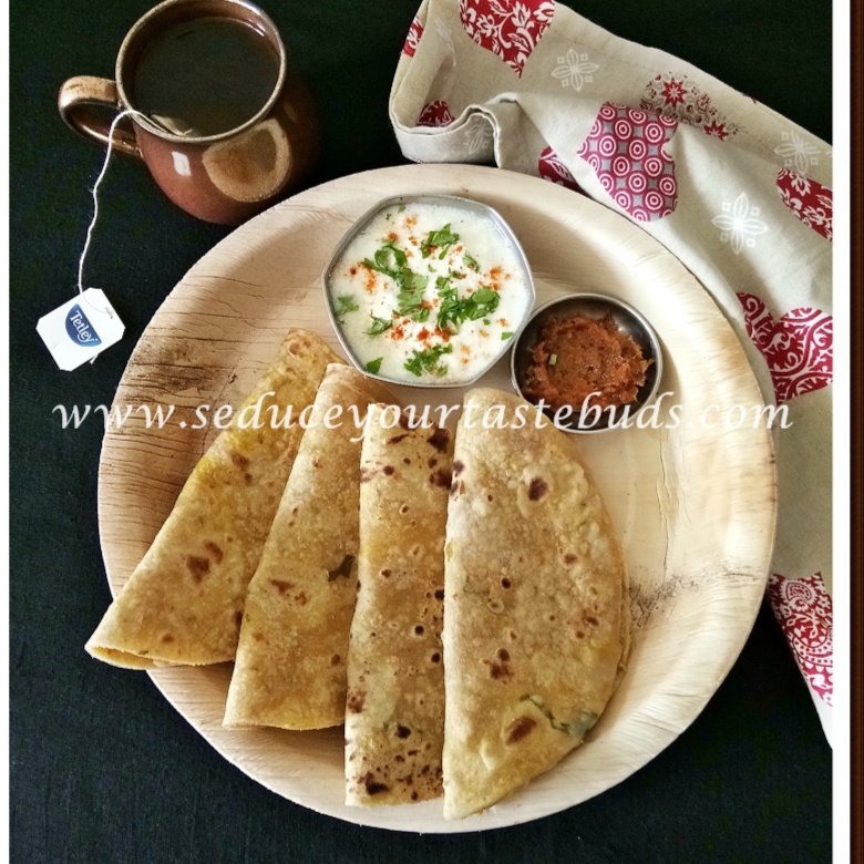 Photo of Dashmi Roti | Savory Version by Padmajha Sureshbabhu at BetterButter