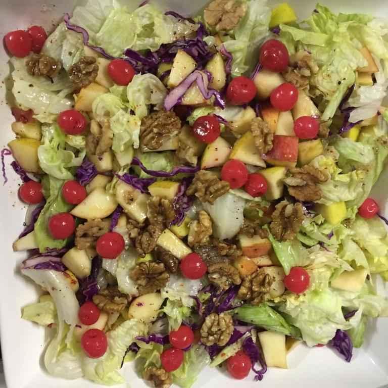 How to make Veg salad
