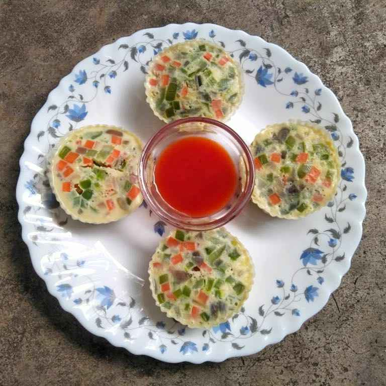 Photo of EGG Muffin by PALLABI GHOSH at BetterButter
