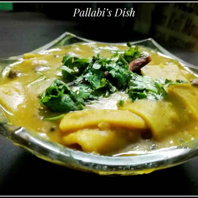 Photo of Daal Dhokli by PALLABI GHOSH at BetterButter