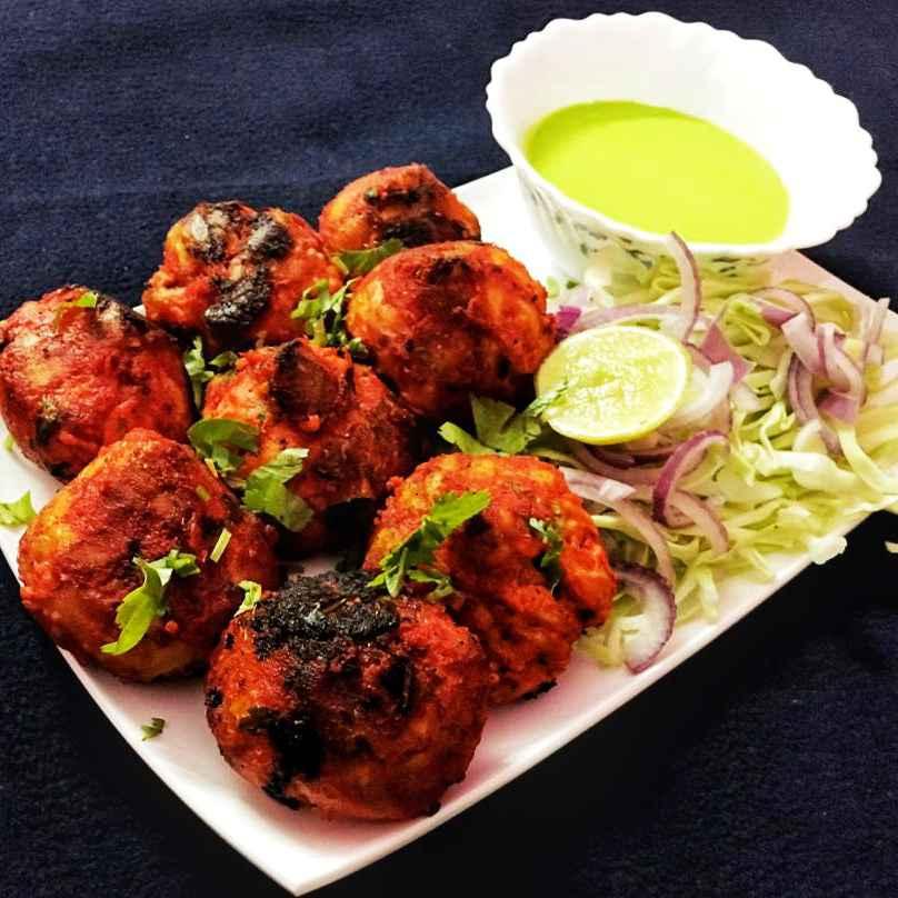 Photo of Tandoori Chicken Momo by PALLABI GHOSH at BetterButter