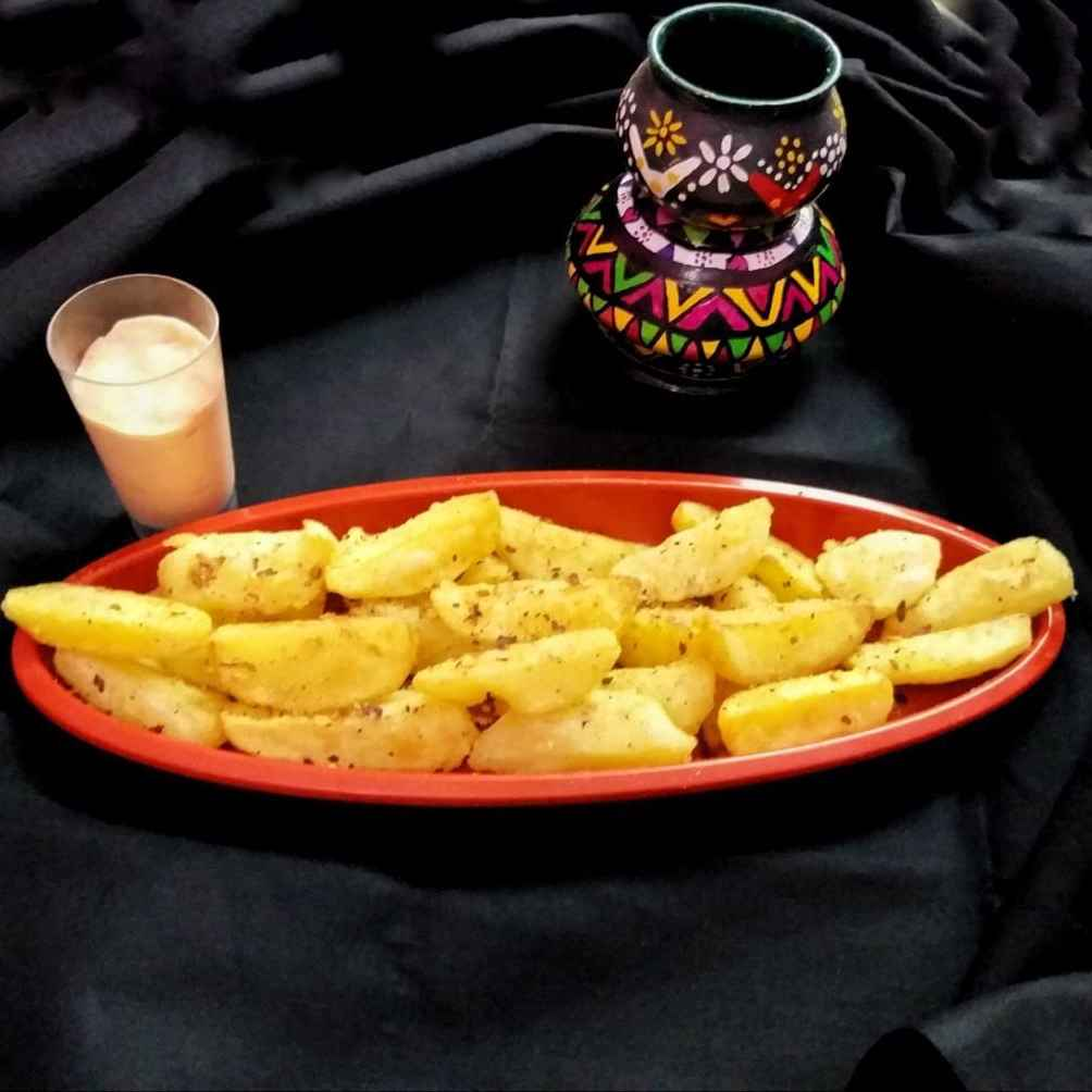 Photo of Potato Wedges by PALLABI GHOSH at BetterButter