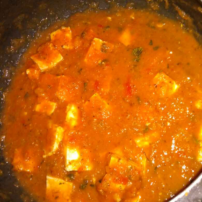 How to make One Pot One Shot Paneer butter masala