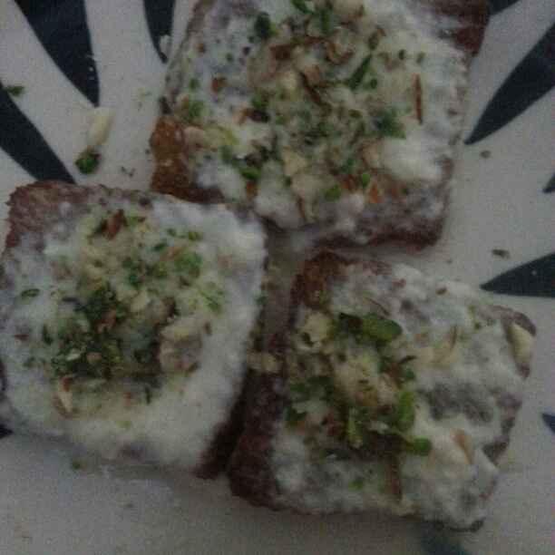 Photo of Bread Ka Mitha by Pari Sanghi at BetterButter