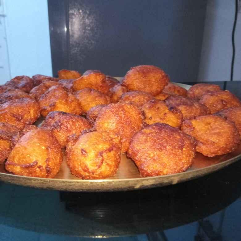 Photo of Palm fritters by Pamela Datta Purkayastha at BetterButter