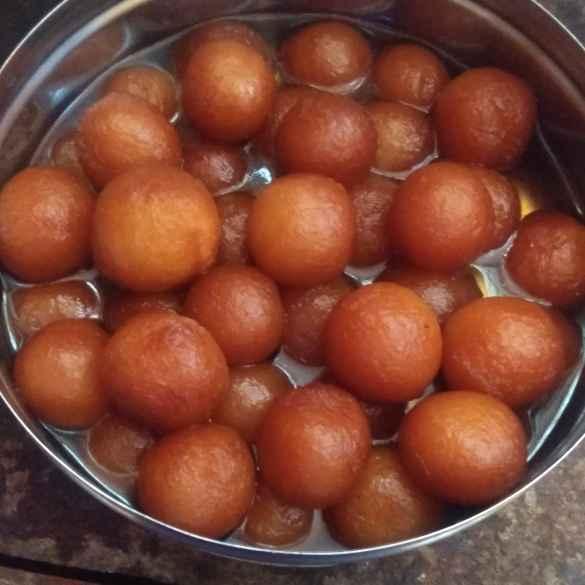 How to make గులాబ్ జామ్